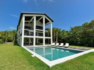Newer construction and the largest lot on the property with the most privacy