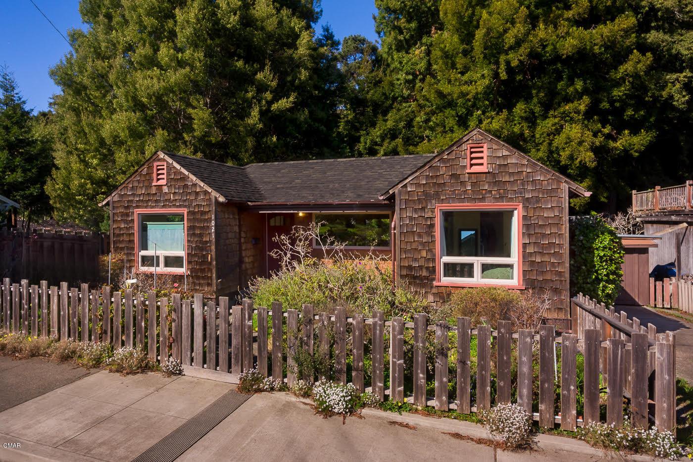 1021 Cedar, Fort Bragg, CA, 95437