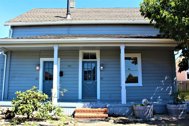 518 Mcpherson, Fort Bragg, CA, 95437