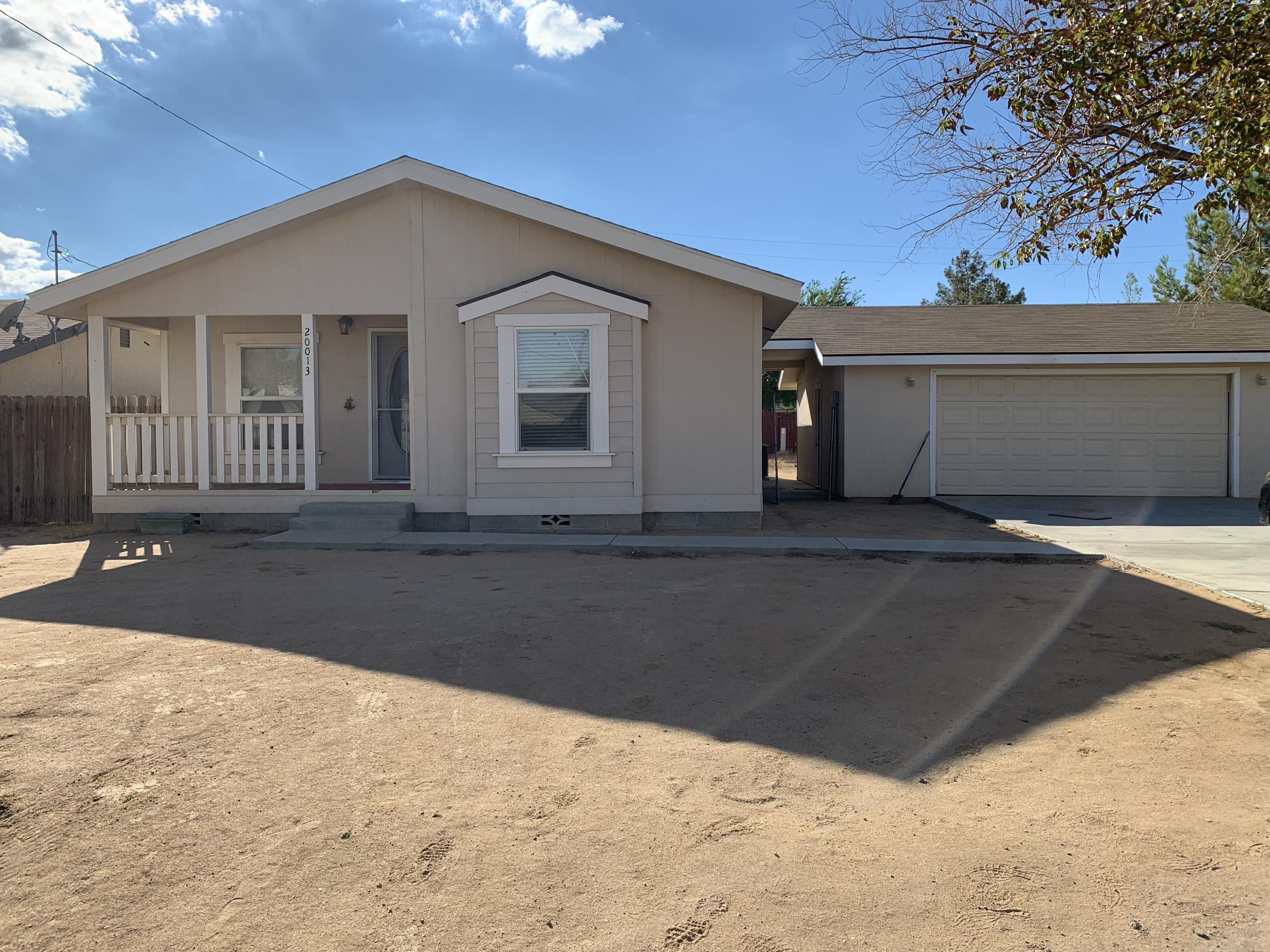 20013 Airway Boulevard California City, CA 93505 18010564