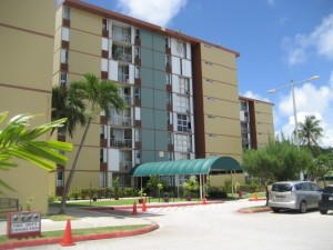 A well-managed and well-maintained condo complex in the heart of Tamuning.