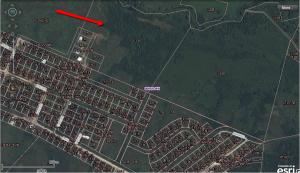 Overlay may not be relied on as an accurate representation of the property location or property boundary points.
