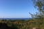 Enjoy full ocean views from this beautiful lot.