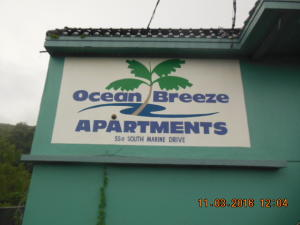 Ocean Breeze Apartments 550 Marine Corps Drive 2, Piti, GU 96915