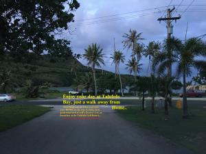 Talofofo Bay, Paulino Hts. St., Inarajan, GU 96915
