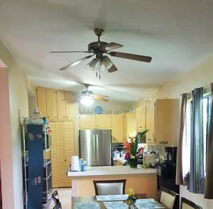 With Stainless Steel Refrigerator and Gas Stove... AND LOTS of STORAGE!
