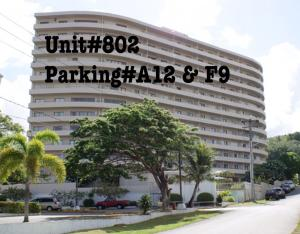 Pia Resort Condo-Tumon 270 Chichirica 802, Tumon, Guam 96913