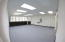 2nd floor vacant office space
