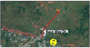 Route 17 Across Buena Vista Drive, Santa Rita, GU 96915