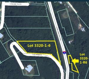 Route 4 Lot 3320-1-6; and - R6, Ordot-Chalan Pago, GU 96910
