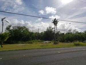 Property on Left side of Rt. 4 Main Street Talofofo heading to the village