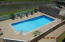 Pool and Party Area.