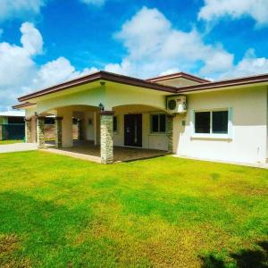 Come see this beautiful Jungle view single family home in Yigo.
