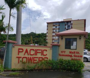 Pacific Towers Condo-Tamuning C505 177 Mall Street C505, Tamuning, GU 96913