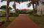 Paved walkway
