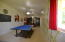 Room for table tennis or pool table!!