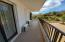 This long and wide balcony is accessible from BOTH Bedrooms and the Living Area.