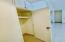 storage space in hallway