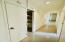 hallway storage space