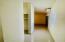 masterdom closet hallway