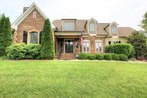 Custom builder home with all of the extra features and amenities