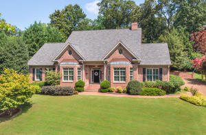 Full brick custom home located in the very convenient and desirable Heritage Landing with Coolidge Park as your backyard and the TN River surrounding you. Walk to everything from the North Shore to Downtown Chattanooga. Top tier dining & shopping only a walk away.