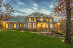 Centered on 3.48 beautifully hardwood tree framed, picturesque, private acres