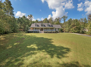 Nestled on 2.4 acres