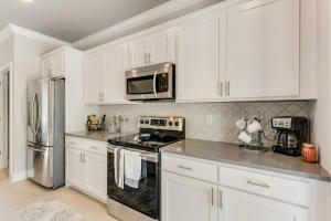 Image of model unit at Reside North