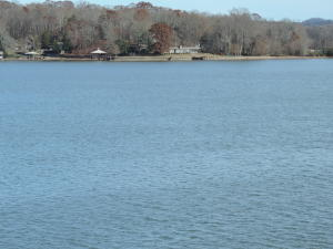 MAIN CHANNEL, DEEP WATER ON LAKE CHICKAMAUGA/TENNESSEE RIVER