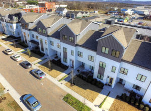 100 at South Broad Community is urban living at its finest. A true story of success in the renaissance of Chattanooga's sought after Southside