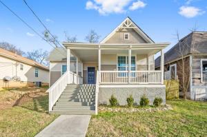 1108 S Greenwood Ave, Chattanooga, TN 37404