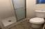 Updated flooring and new eco friendly toilet
