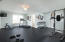 Upstairs is now a workout room, could be a 4th Bedroom, bonus room, or rec room. So many uses for this space!!!!