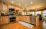 Totally renovated Kitchen with gas range and granite counters