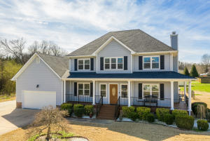 Ooltewah's Misty Valley Subdivision Home For Sale!