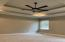 Main Level Master with his & her closets, and fantastic en suite! Double trey ceiling, beautiful trim work, natural light flow, and high end lighting features make this a master you won't forget!