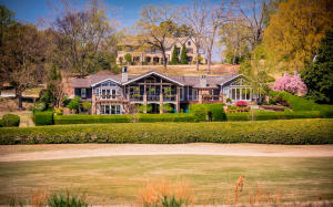 Rare Opportunity to live in Riverview with views of The Chattanooga Golf and Country Club.