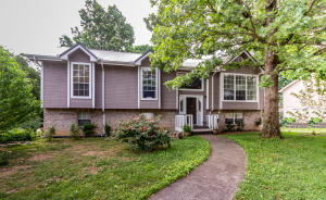 Great curb appeal in this 3 bedroom 2 bath home. Cozy home with TWO Fireplaces. Den in basement is loaded with opportunities, media room to man cave.