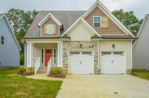Great curb appeal with a 2 car Garage