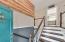 split level foyer