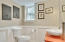 basement /downstairs bath