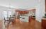 Amazing living/kitchen layout