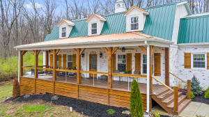 This beautiful home has to been in person! You'll love the luxurious renovation and the serenity of the land!