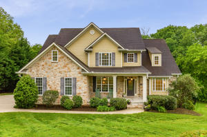Home Sweet Home in Ooltewah's Hidden Lakes Subdivision For Sale!