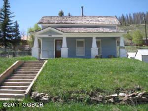 504 West BYERS, Hot Sulphur Springs, CO 80451
