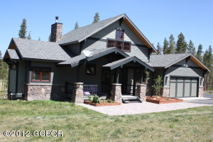 526 County Rd 5171/ Stagecoach Dr, Fraser, CO 80442