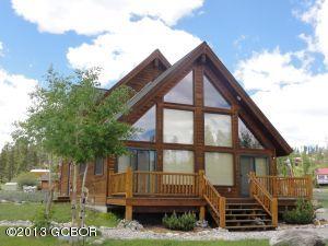 350 Co Rd 465 / Lake View, Grand Lake, CO 80447