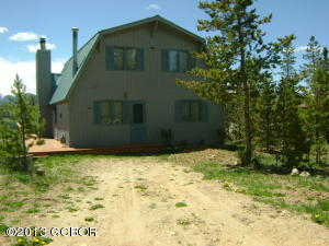 126 County Road 834 (aka Cranmer), Fraser, CO 80442
