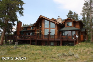 136 Co Rd 8317 / Sunset, Fraser, CO 80442